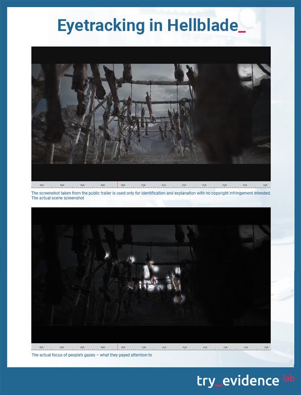 Hellblade Eyetracking 2