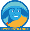 Hyperstrange Logo